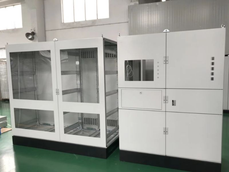 free standing Electrical Enclosure Assembly