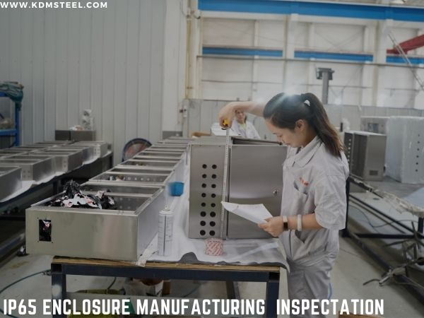 ip65 Enclosure Manufacturing Measurement