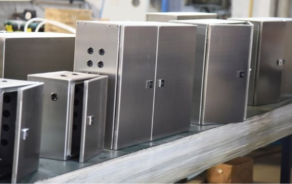 kdm electrical enclosure factory
