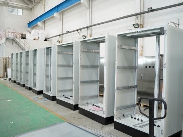 mild steel electrical enclosure