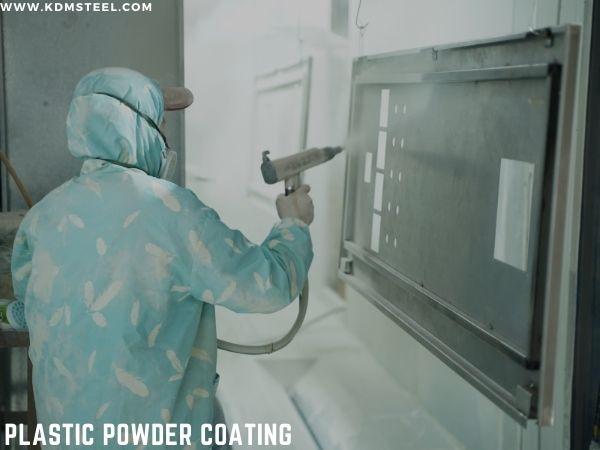 plastic powder coating