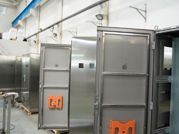 stainless steel large enclosure manufacturing