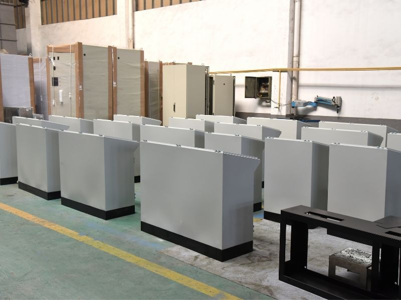 steel Electrical Enclosure Assembly